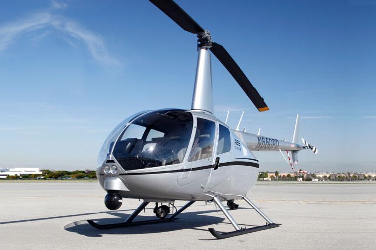 Militarize the Robinson R44 | SpaceBattles Forums